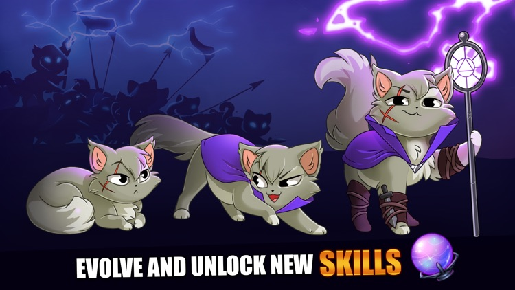 Castle Cats: Epic Story Quests screenshot-1