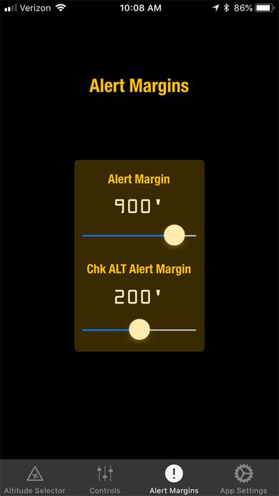 AltitudeAlert Mini screenshot three