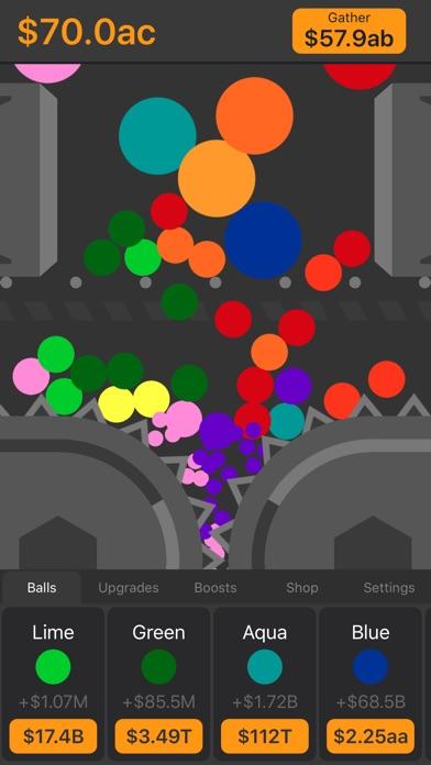Screenshot #6 for Ball Smasher ™