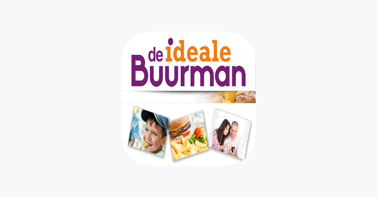 Cafetaria De Ideale Buurman On The App Store