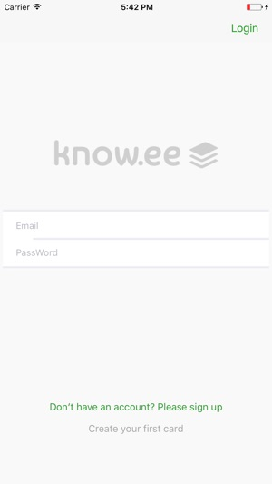Knowee digital business cards on the app store knowee digital business cards on the app store reheart Images