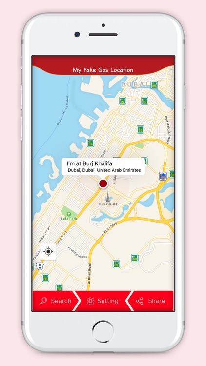 My Fake Gps Location screenshot-3