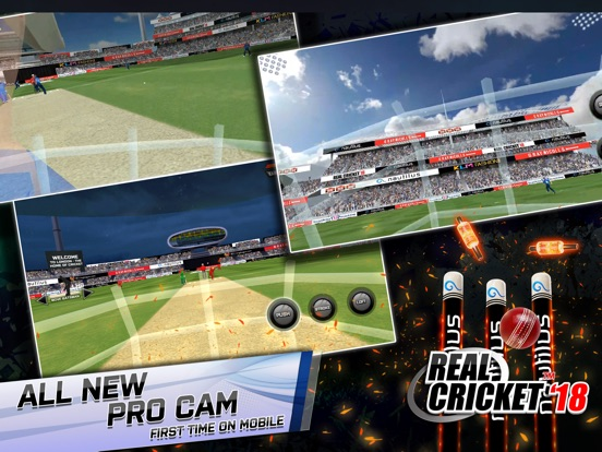 Screenshot 3 Real Cricket™ 18