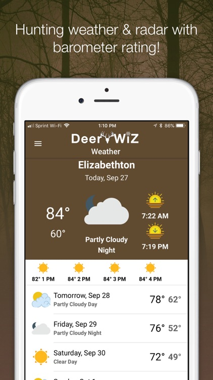 Deer Wiz: Hunting Predictions screenshot-4