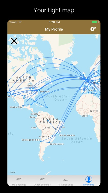 MyFlights screenshot-4