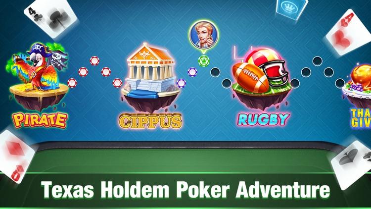 HD Texas Holdem Poker Offline screenshot-4