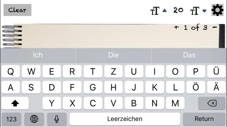 IsI Notepad (adfree) screenshot-3