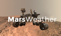 Mars Weather - Photos and Information on the Martian Climate  - 200x200bb - Explore Space with These Apple TV Apps