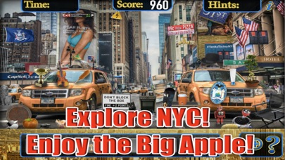 点击获取Hidden Objects New York Adventure & Object Time