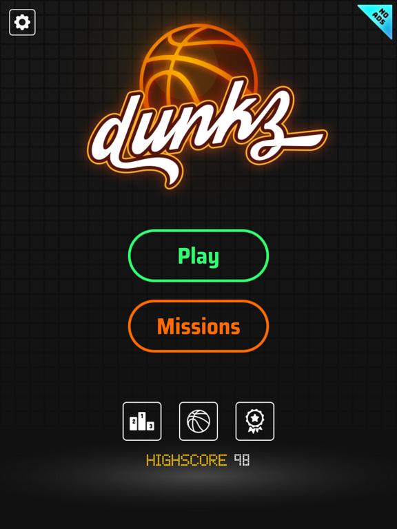 Dunkz - Basketball game screenshot 15