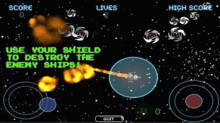 Geomatrix Space Wars screenshot-4