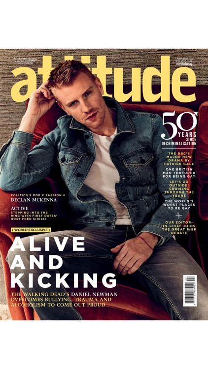 Attitude - The World's Best Gay Magazine screenshot-4