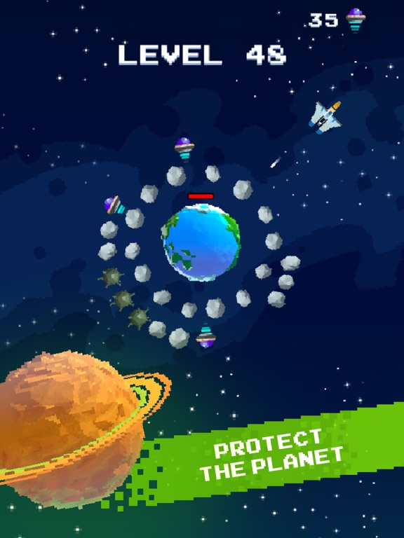 Screenshot 1 Orbit Rush