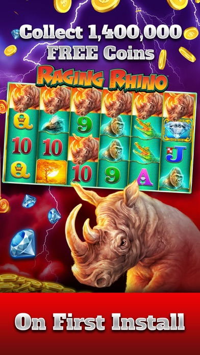 Hot Shot Casino Fruit Machines 2.30  IOS