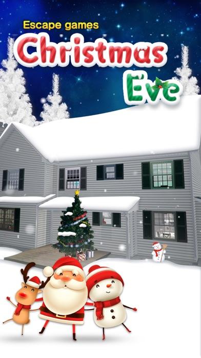 Christmas Eve - Escape games screenshot one