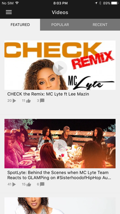 download MC Lyte App apps 2