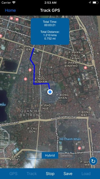 Hanoi - Easy Travel Map screenshot-3