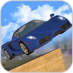 Jump Mega Driving: Muscle Car