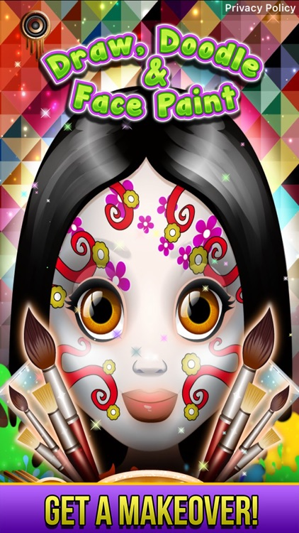 Draw, Doodle & Face Paint