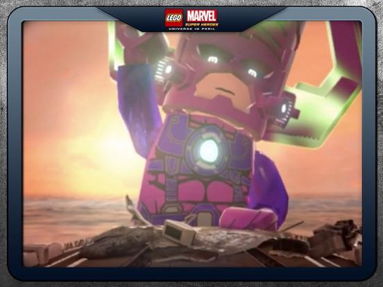 LEGO® Marvel Super Heroes iPad