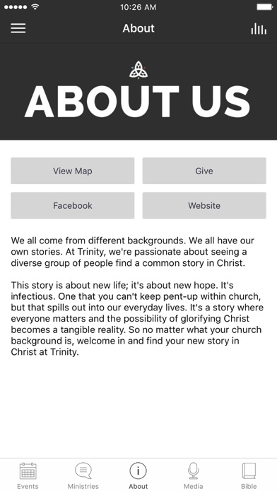 The Trinity Church App screenshot 3