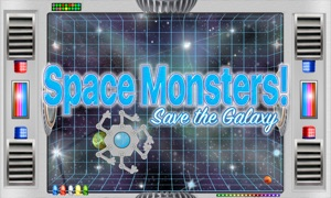 Space Monsters!