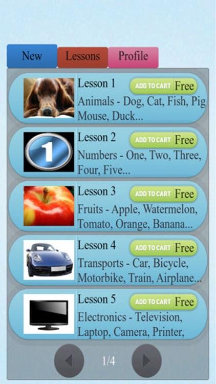 Learn English Easily screenshot-3
