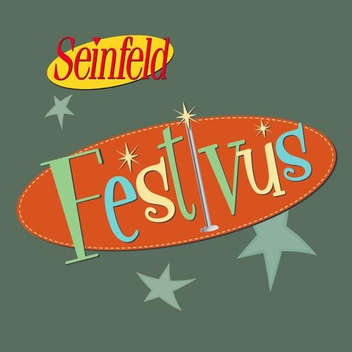 Seinfeld Festivus Stickers
