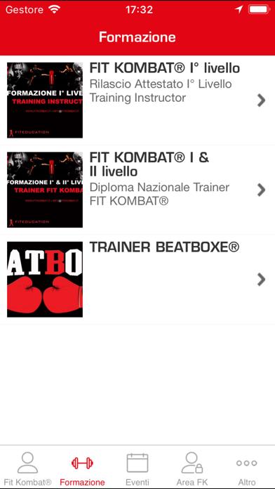 Fit Kombat screenshot three