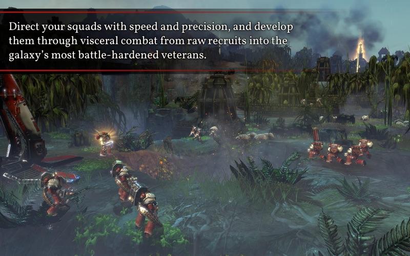 Warhammer 40K: Dawn of War II screenshot 3