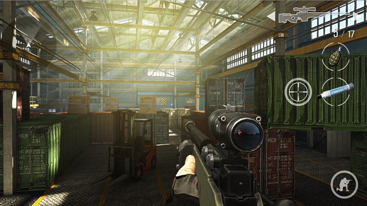 Modern Strike Online: FPS Guns screenshot-4