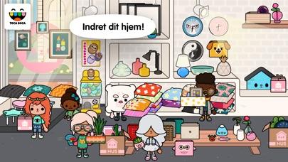Screenshot for Toca Life: Neighborhood in Denmark App Store