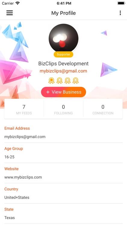 BizClips screenshot-3