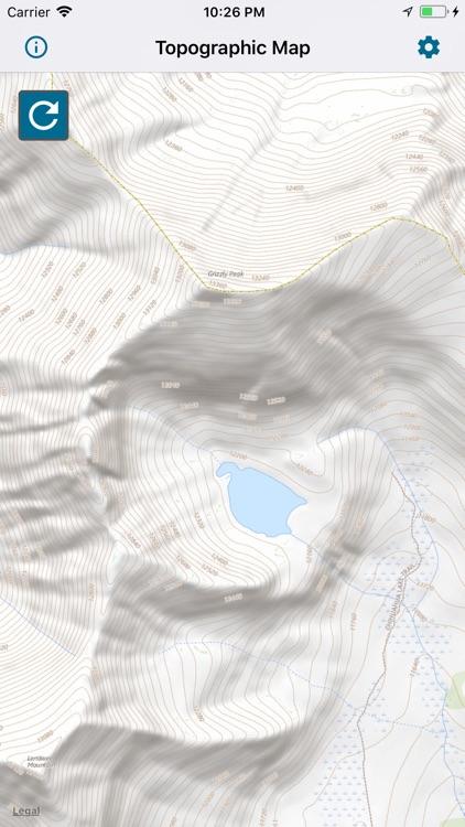 Topographic Maps & Trails screenshot-3