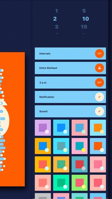 365日 腹筋アプリ|続く筋トレ ScreenShot2