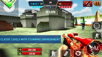 スナイパーシューティングゲームオンライン:fps銃射撃ゲームのおすすめ画像4