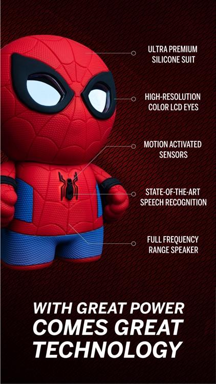 Spider-Man App-Enabled Hero