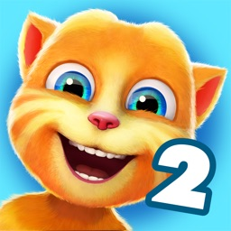 Talking Ginger 2