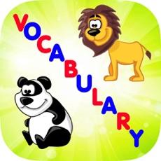 Activities of Vocabulary Animals Matching