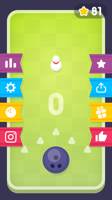 Pocket Bowling screenshot 5