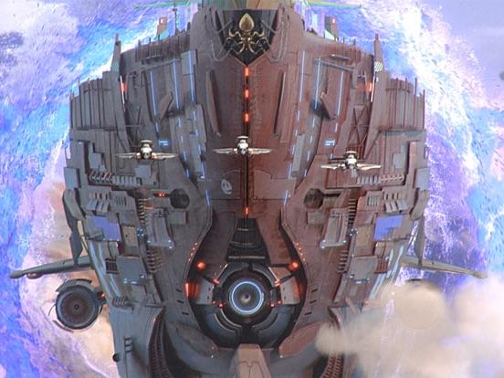 Ark of War:Galaxy Pirate Fleet на iPad