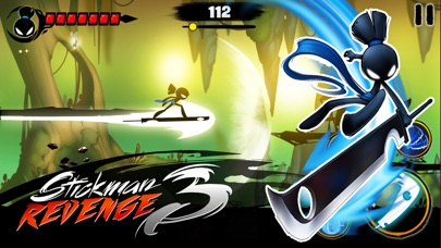 Stickman Revenge 3 Screenshot on iOS