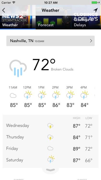 WKRN – Nashville's News 2 screenshot-3