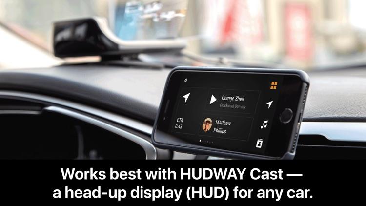 HUDWAY Cast — Safe Driving screenshot-7