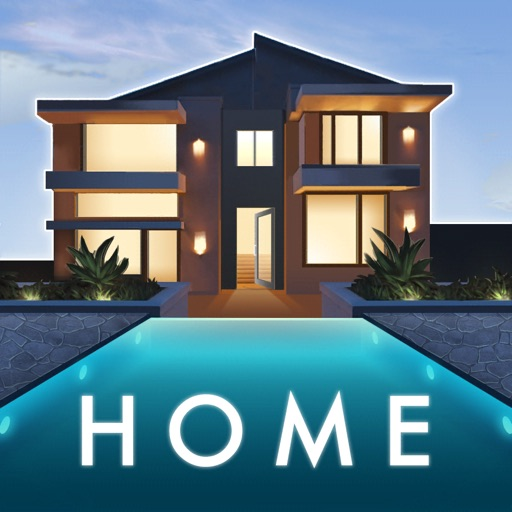 Design Home application logo
