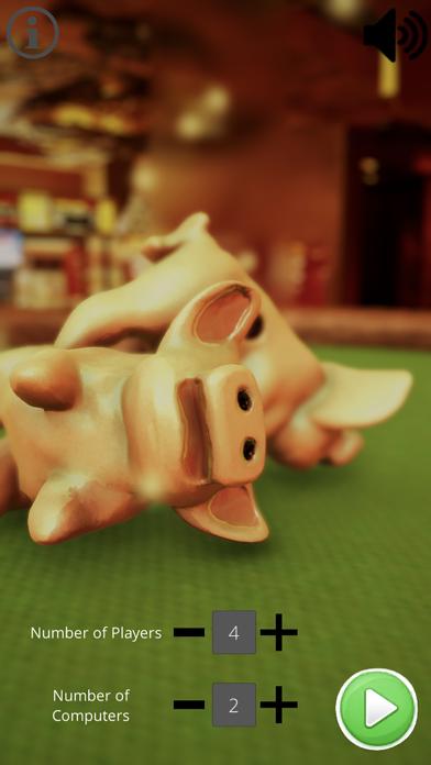 Toss the Pigs - Fun Dice Game screenshot one