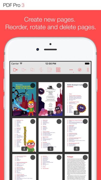 PDF Pro 3 screenshot-4