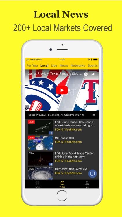 News Live: Live News & Sports