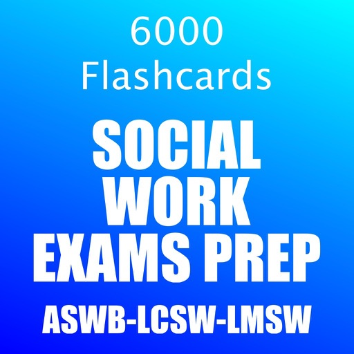 SOCIAL WORK Exam Prep 2018
