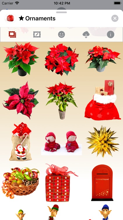 Christmas Ornaments • Stickers screenshot-7